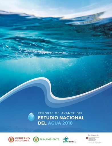 Estudio Nacional del Agua 2018