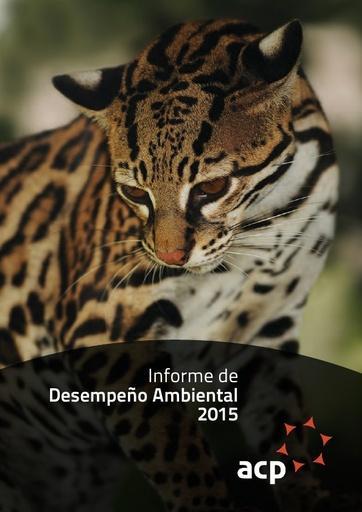 Informe de Gestión Ambiental ACP 2015