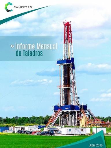 Informe de Taladros Abril 2018