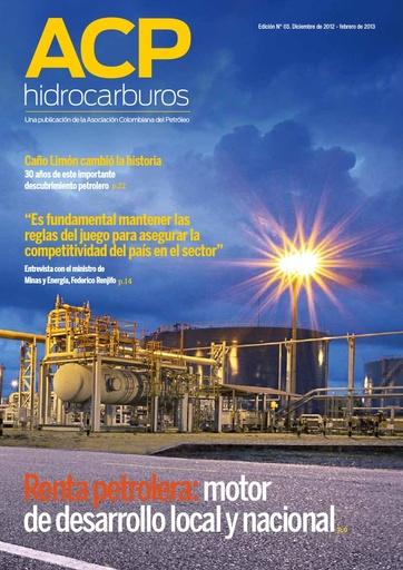 Revista ACP Edición No. 3