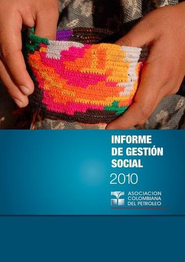 Informe de Gestión Social ACP 2010