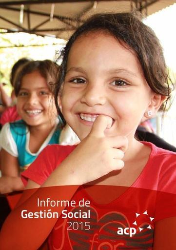 Informe de Gestión Social ACP 2015