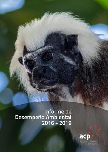 Informe de Desempeño Ambiental 2016 – 2019