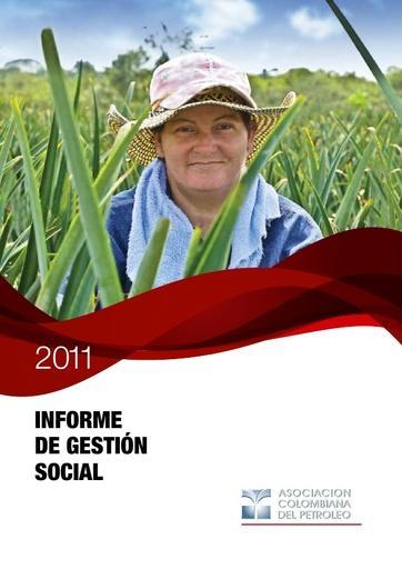 Informe de Gestión Social ACP 2011